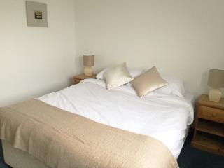 Bedroom 2 - can be made as 2 singles or 1 double bed.