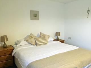 Bedroom 1 - can be made as 2 singles or 1 double bed. Extra 'Z-Bed' available