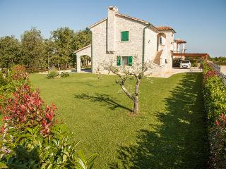 Villa Dracena, Istrian villa with swimming pool