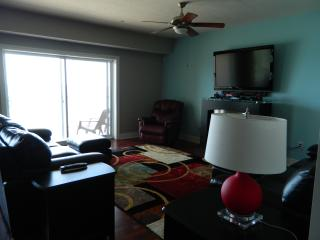Lake Erie Vista Luxury Condos. Private beach/pool, Geneva on the Lake