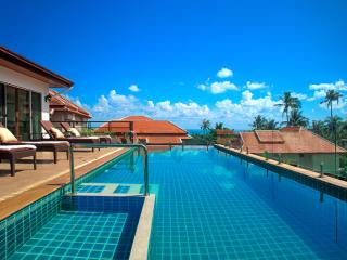 Samui Sunrise Villa - 4 Bdrm Seaview in Chaweng
