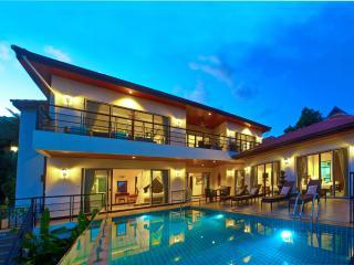 Samui Sunrise Seaview Villa, Chaweng