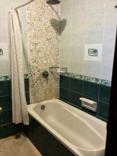 Ensuite with bath - Master Bedroom