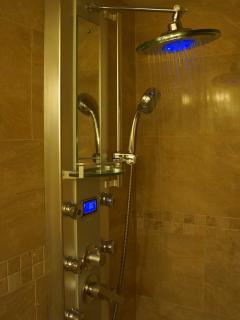 Shower - Both Floors