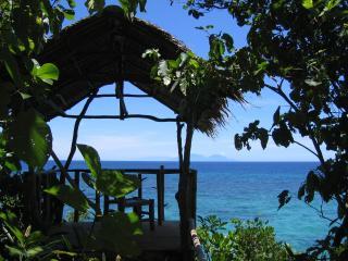 Kims-Garden ocean view bungalow, Anda