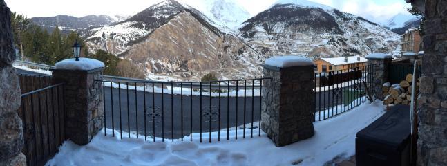 Terraza de 15m2 con vista magnífica