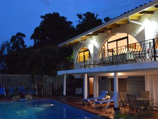 Casa Azul, Puntaneras, Manuel Antonio, Costa Rica, Luxury Villa, Great Views.