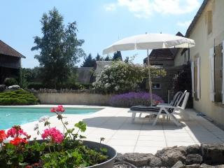Beautiful Villa with Swimming Pool Burgundy France, Nievre