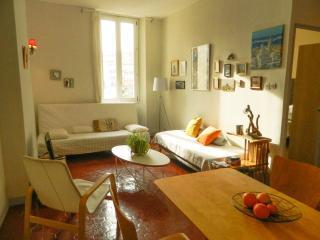 Vieux-Port Charmant appartement ensoleillé ,calme, Marseille