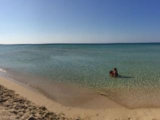 DIMORA a 70 mt dal mare. Spiaggia di sabbia vicina, Torre San Giovanni