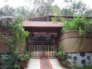 Home for the holidays - Thodupuzha, Kerala, India