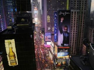 Spectacular Views! Times Square, New York City, Nueva York