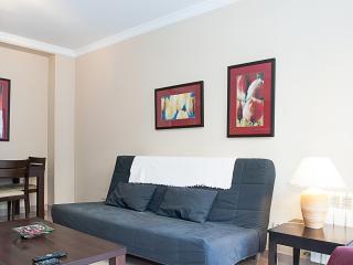 Living-room with sofa-cama