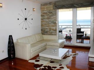 Luxury Penthouse DIVINA with sea view in SPLIT