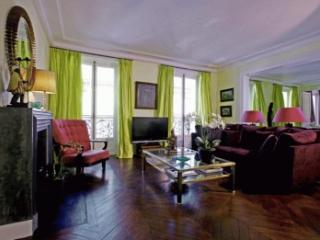 Fantastic 3 Bedroom Apartment in Paris, París