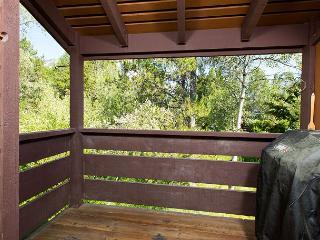 622 Tamarack - balcony