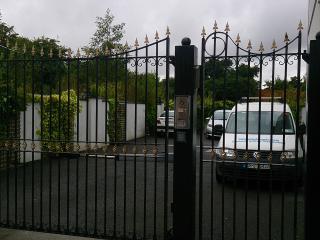 Gated Car Park
