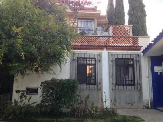 Curious home, Oaxaca