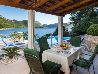 Villa Silencia - Two-Bedroom Villa with Private Pool and Sea View, Janjina
