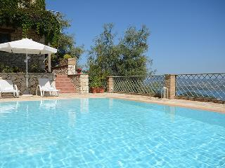Luxurius, spectacular seaviews, pool -villa Arion