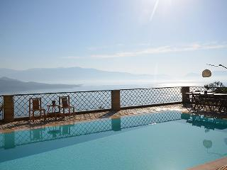 Luxurius villa, seaviews, pool, WiFi-Villa Asteria, Lefkada