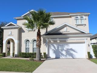5 Br-3 King Masters, Pool,Spa,Bbq,Wifi & Game Room