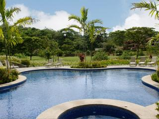 Terraza 3 dormitorios condominio, Punta Islita