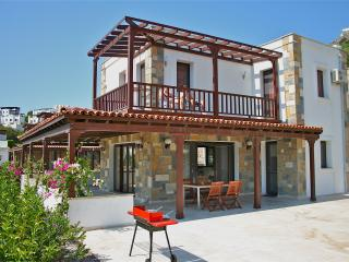 Luxe villa met privé zwembad in Gundogan