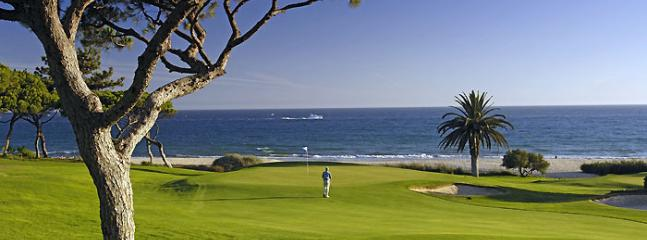 Golfing by the sea - unique experience