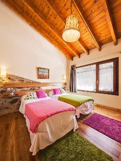 Dormitorio de la Casa Carlos