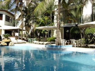 Apartments in the center of Sosua! Pool, beach!