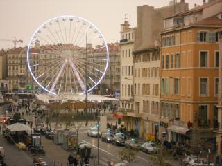 Appartement au coeur du Vieux Port, Marseille