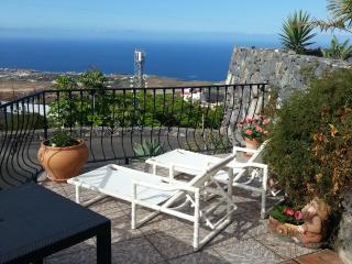 rural apartment with spectacular views, Santa Cruz de Tenerife