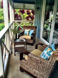 downstairs lanai