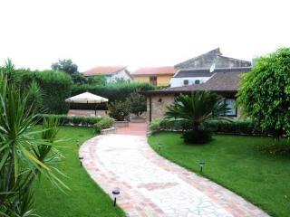 Villa di charme, Capo d'Orlando