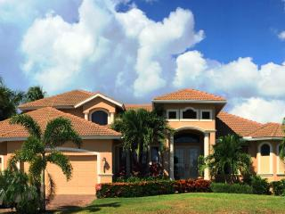 Villa Milan on Marco Island - 6 Beds and 3.5 baths waterfront home Heated Pool