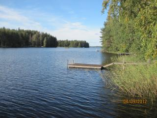 Lakeside property in Finland's  Lake District, Mantyharju