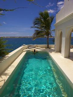 Forodhani House, on Shela Beach, in Lamu, Kenya