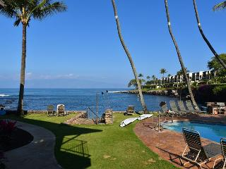 Newly Remodeled 2br/2bath at Honokeana Cove! Step right into the ocean.