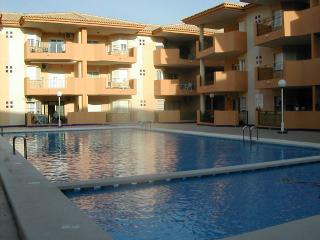 South Facing Apartment overlooking the pool, Los Alcazares