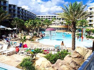 'Waterscape Unit A517' Water Wonderland/ Lazy River/Waterfalls/5th floor, Gulf Views!!, Fort Walton Beach