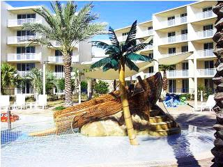 'Waterscape Unit B616' 6th Floor! Courtyard and Gulf Views!!, Fort Walton Beach