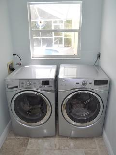 Last but not least, our laundry room will bring that smile back