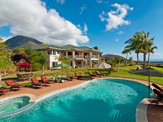Huge 11-Acre Maui Vacation Property ~ Pool, Ocean Views ~ Sleeps 8!, Lahaina