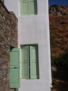 Traditional Cyclades Architecture