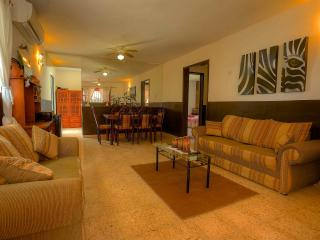 2 bedrooms appartment PSMLGC, Cozumel