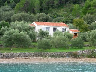 House on the beach, Vela Luka