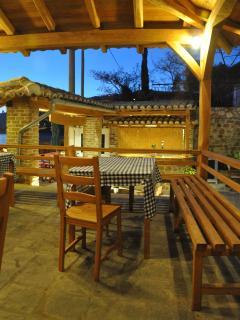 Our restaurant area