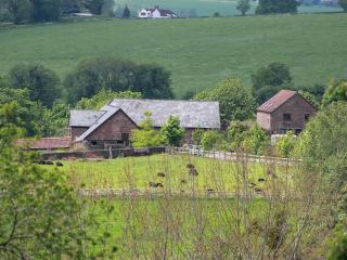 Great Barn (south wing), Trebandy Farm, Marstow,, Ross-on-Wye