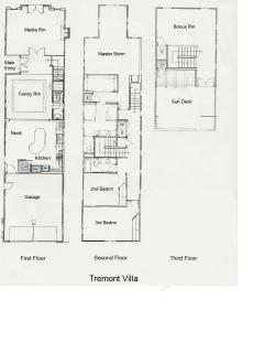 Tremont Villa Floor Plan